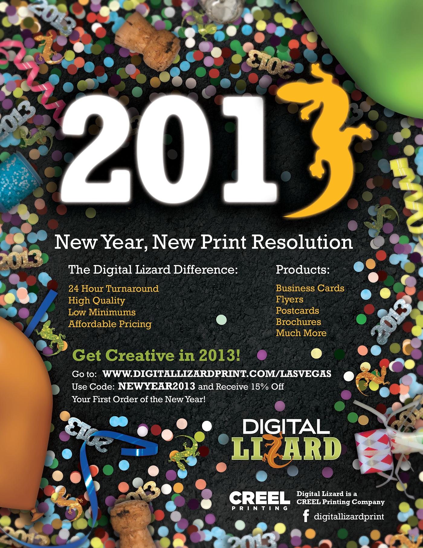 work for digital lizard print on behance