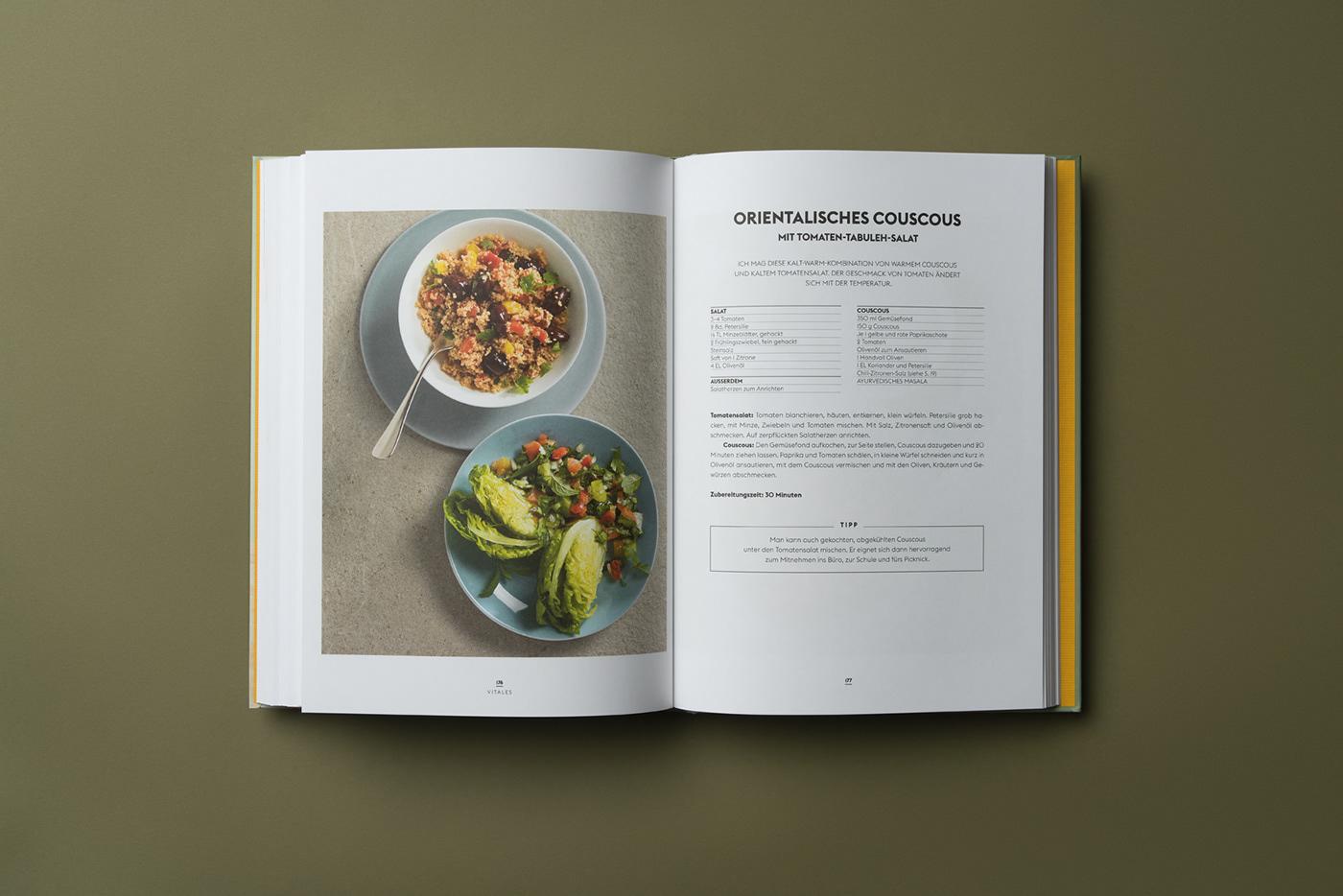 wirsindartisten Bookdesign cookbook cookbookdesign graphicdesign healthyfood recipes