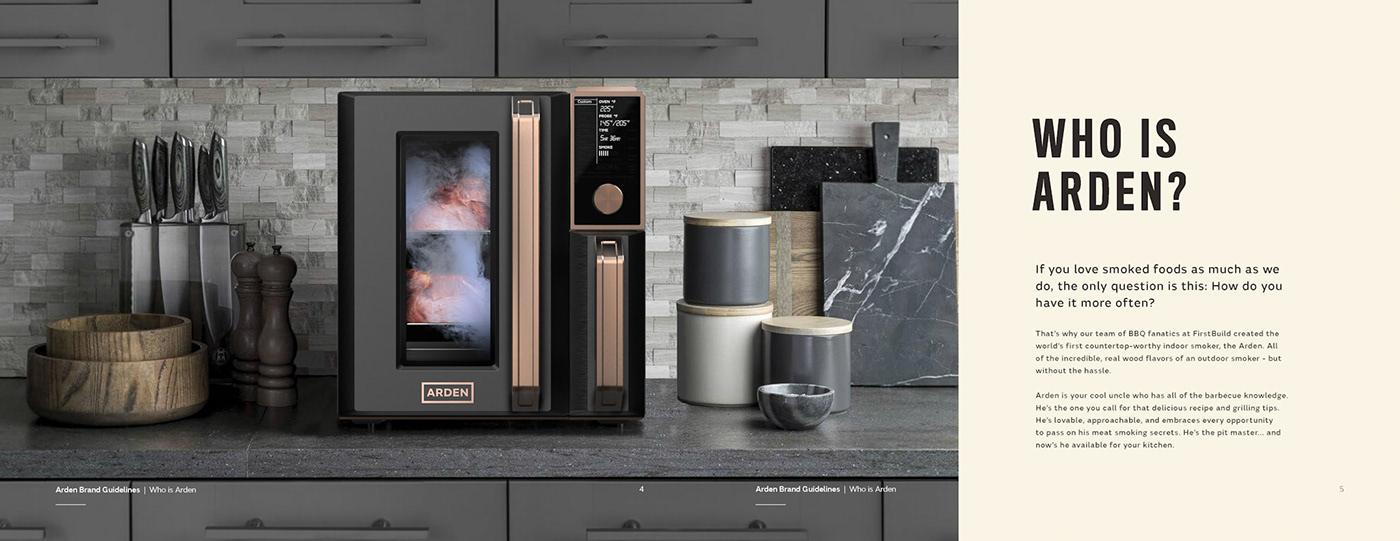 appliance branding  design kitchen
