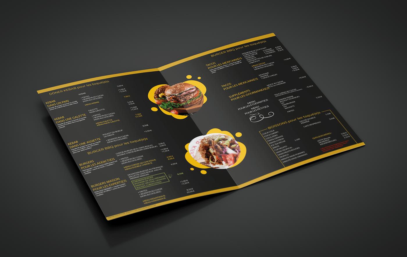 Image may contain: indoor, screenshot and menu
