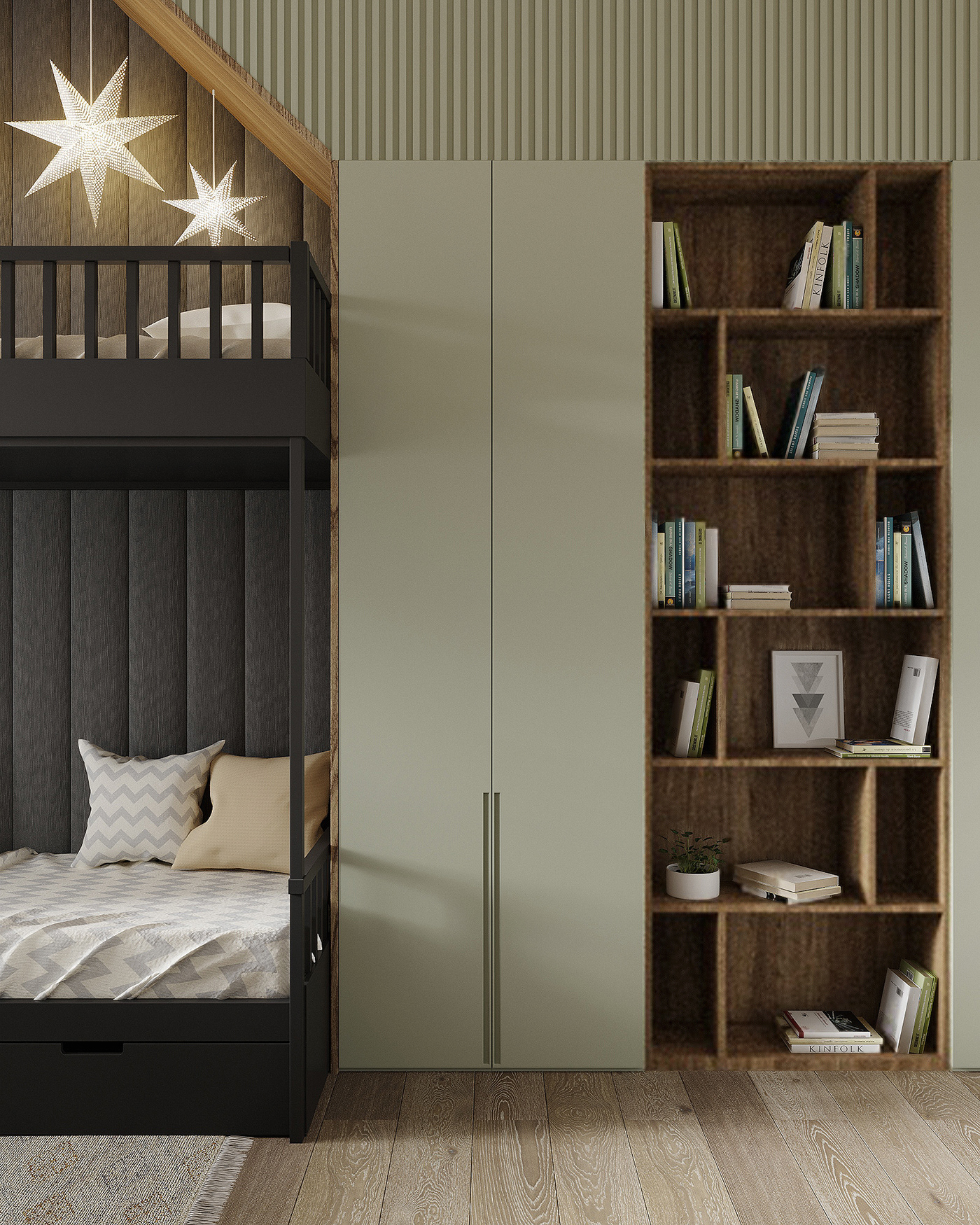 bedroom design Interior kids malta room