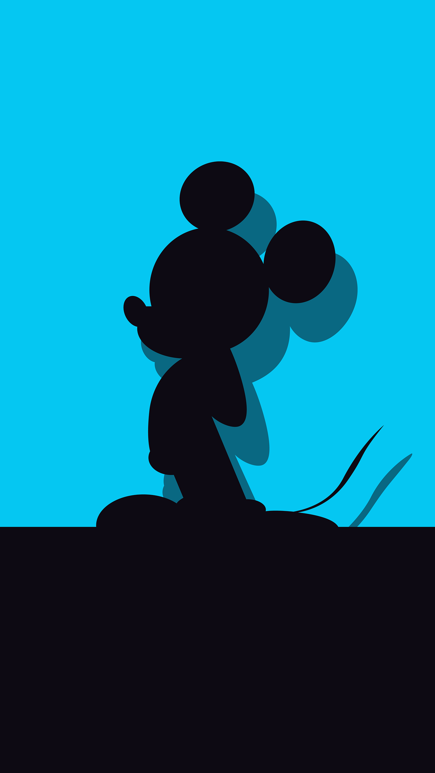 Obey Mickey Mouse Wallpapers Obey Mickey Mouse Hands Image Gallery