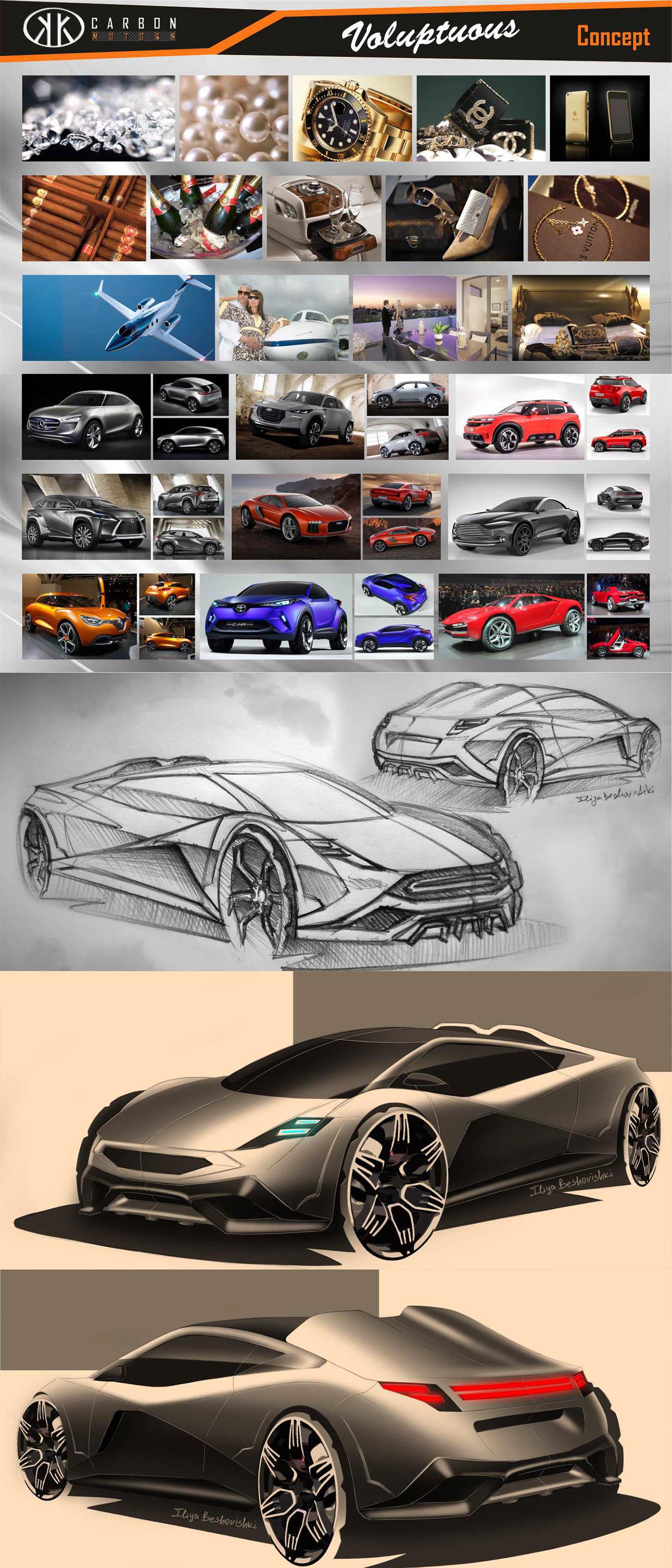 design concept suv