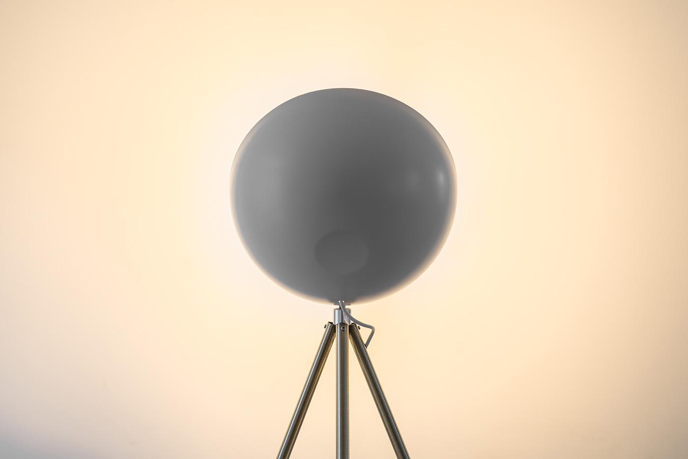 product concept design prototype industrial floor lamp Lamp LOFT model furniture