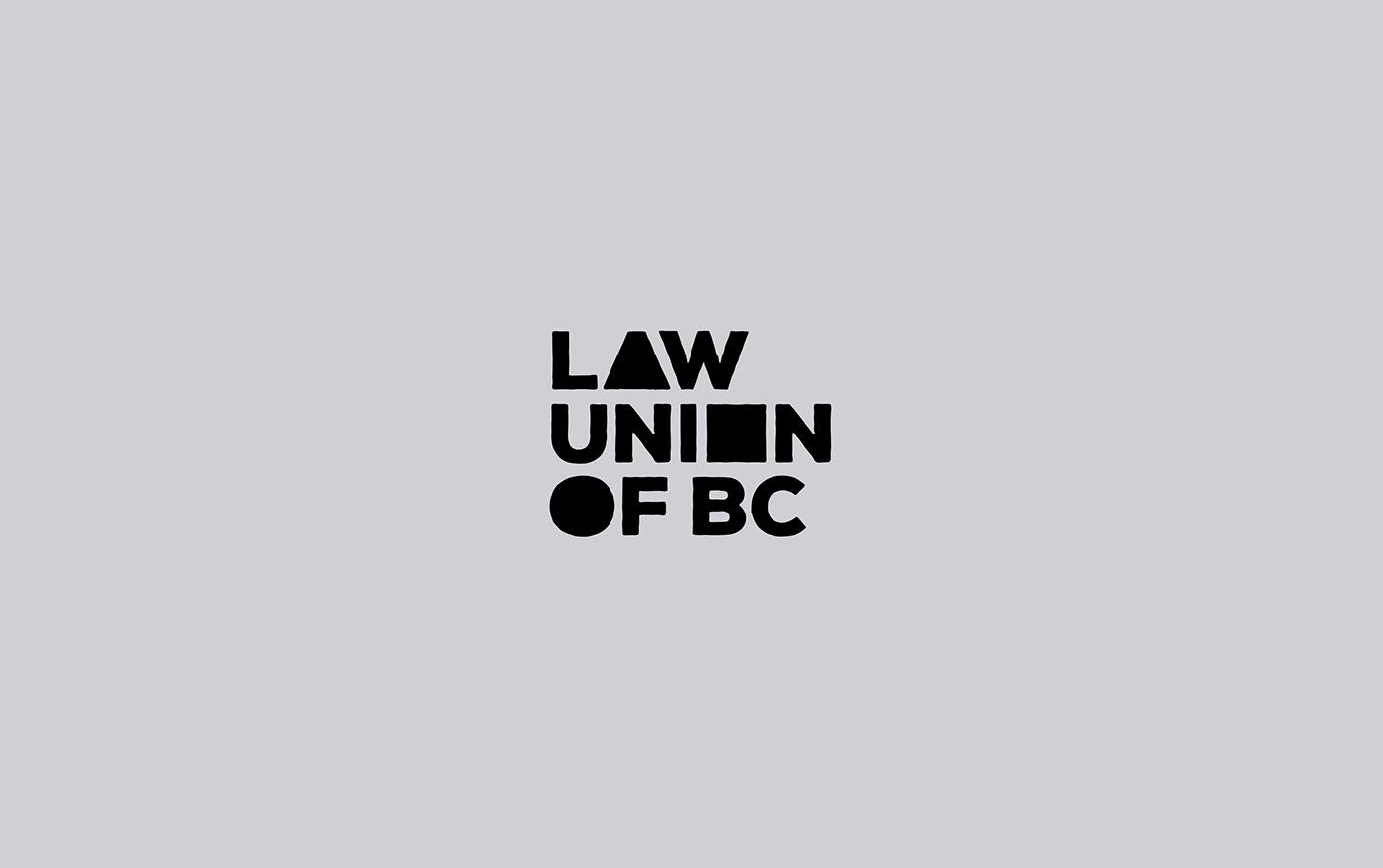 law union activism Social Justice law social change block type stamped shapes bold Design for Good