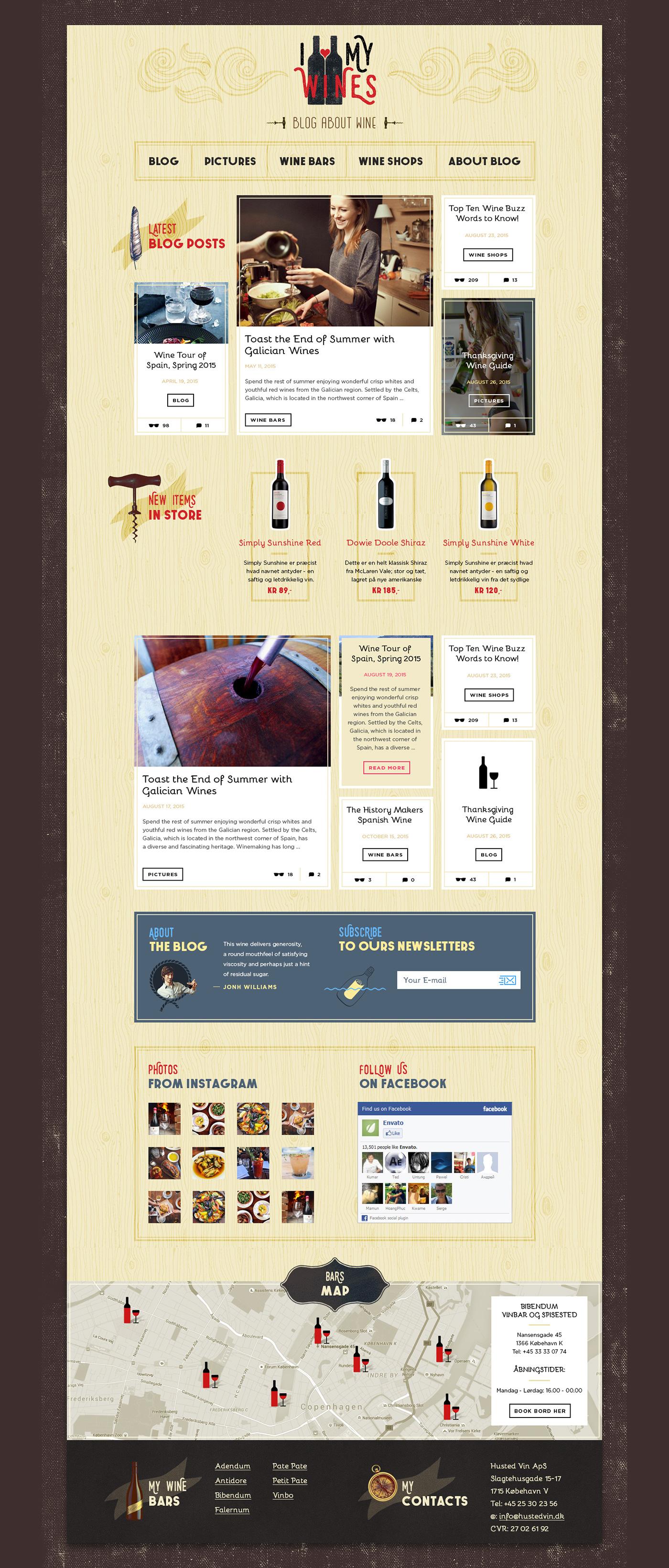 wine wood corkskrew Blog compass bar