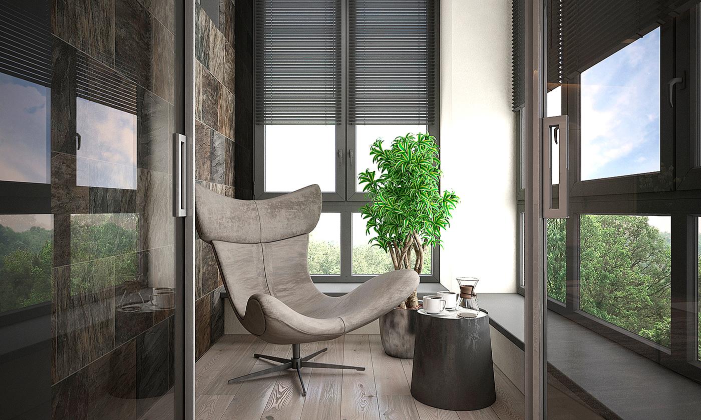 Interior design living room bad room Bath Room Minotti modern