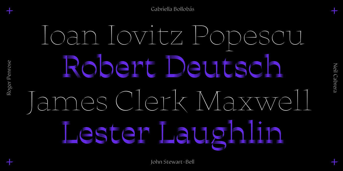 book design contemporary editorial font magazine modern serif sudtipos Type System museum