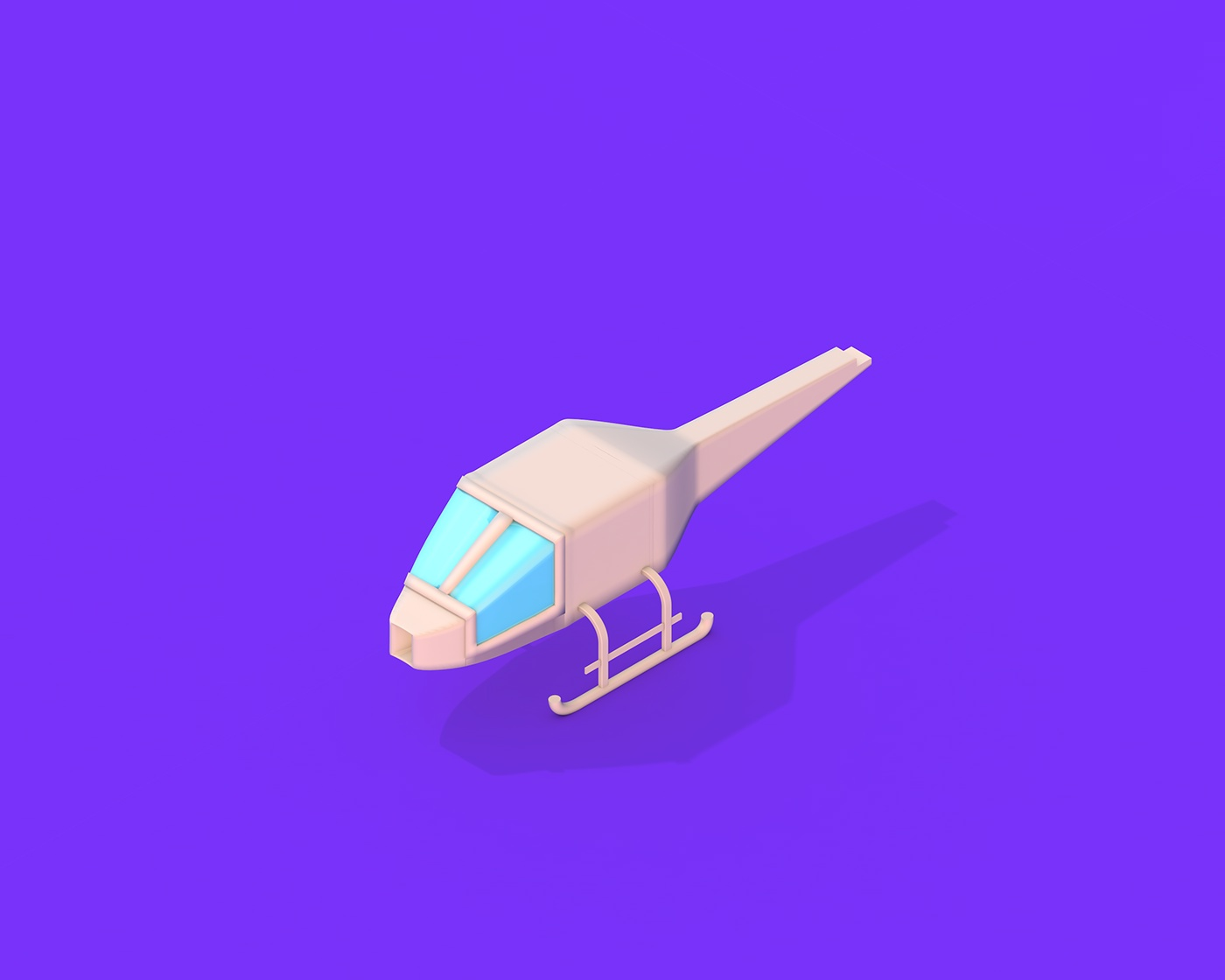 c4d,cinema4d,3D,Isometric,lowpoly,helicopter,flat,modeling,ILLUSTRATION ,showreel