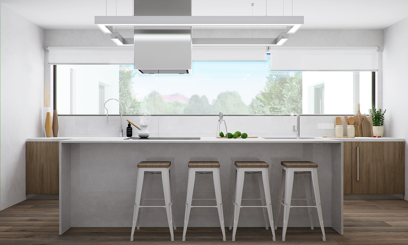 Two Houses Make a Home | Interior Design Project on Behance