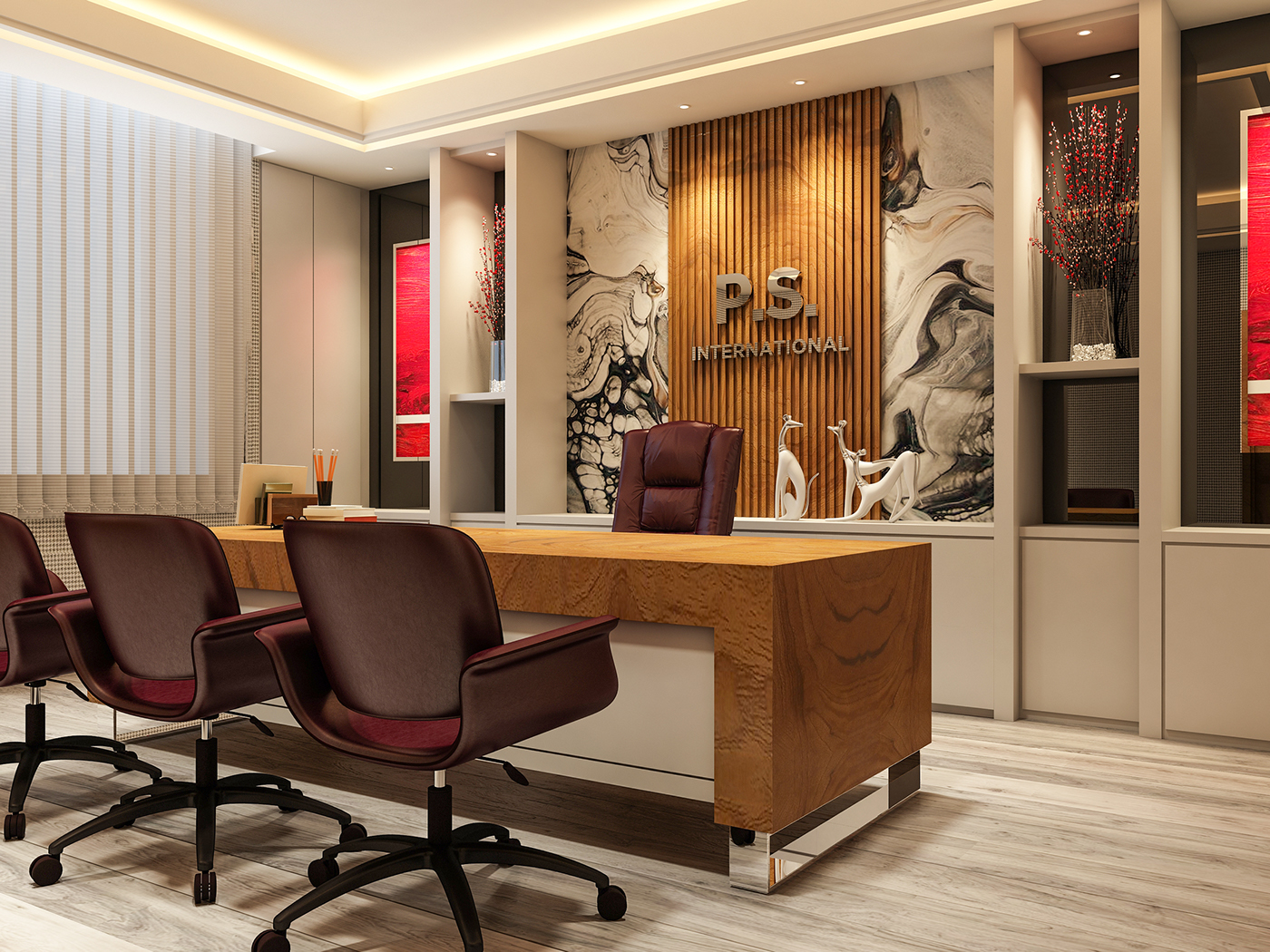 精美的47個辦公室設計欣賞