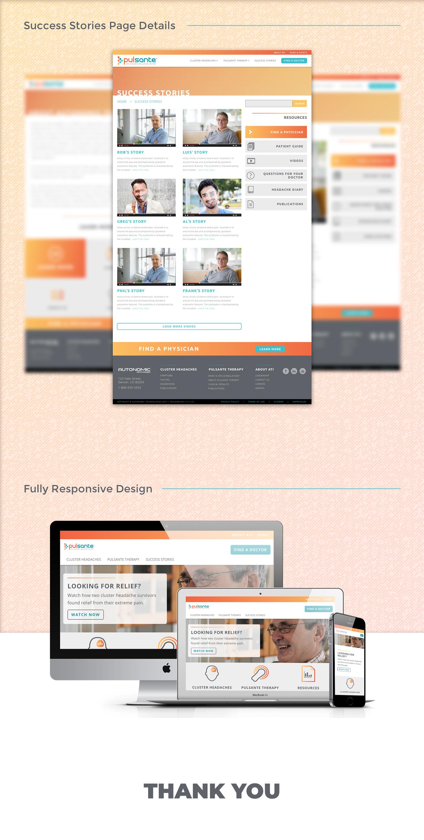 Website redesign UI/UX front-end art direction  graphic design