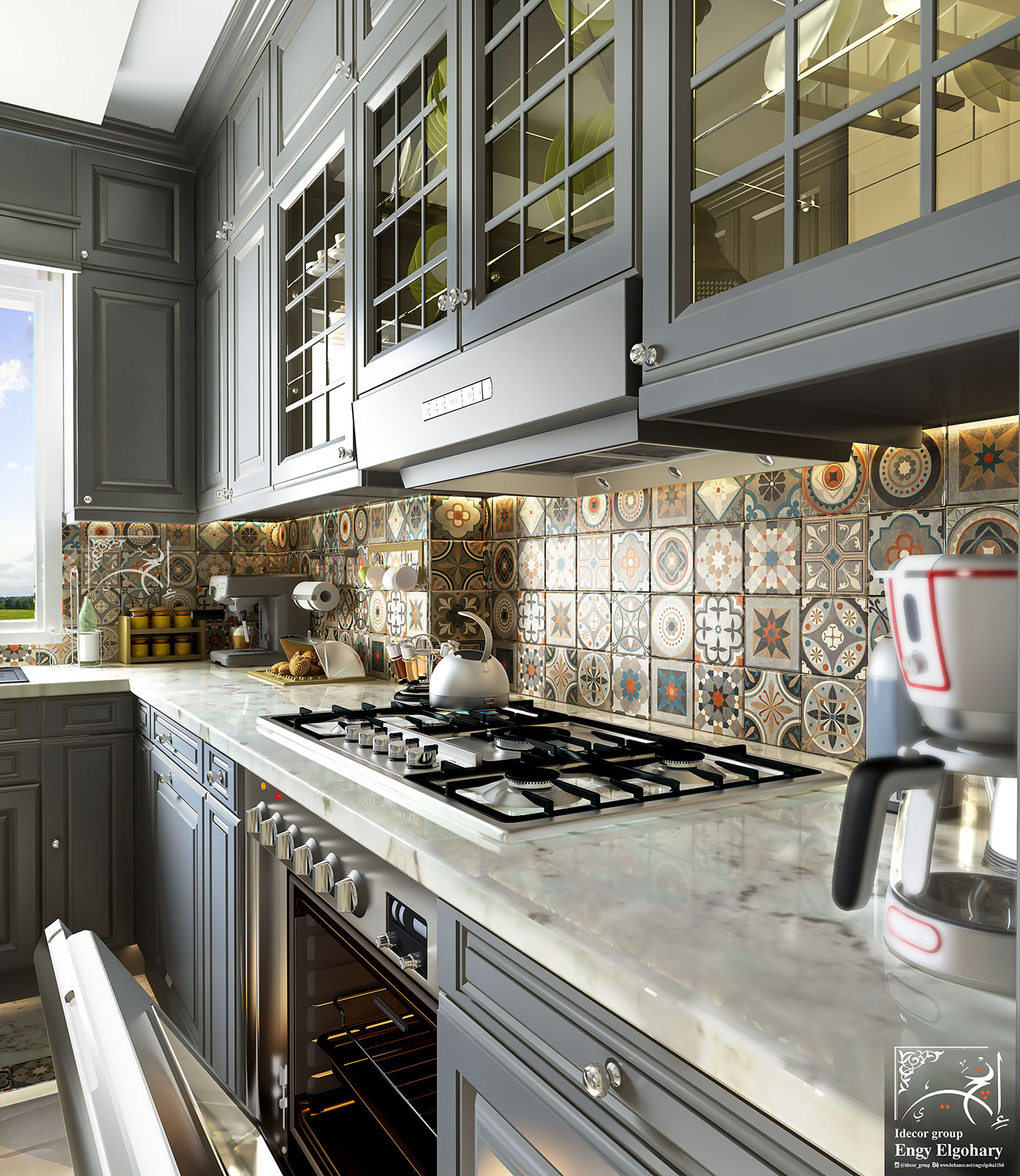 a kitchen with arabian touches is on Behance on jewish house design, black house design, zinc house design, egyptian house design, northport house design, huge house design, hispanic house design, indian house design, arch house design, common house design, afghan house design, wizard house design, japanese house design, english house design, muslim house design, cartoon house design, gothic house design, russian house design, turkish house design, birmingham house design,