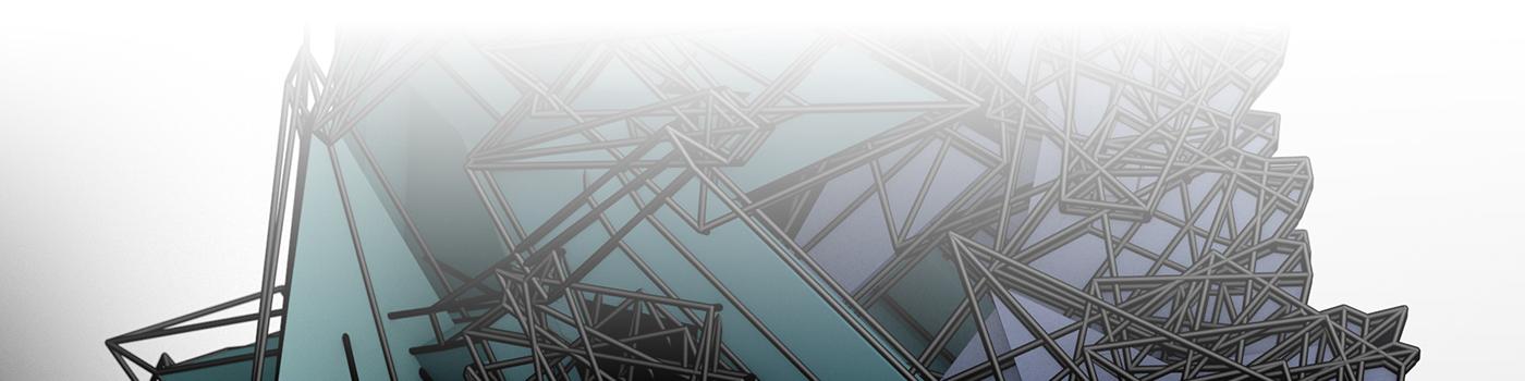 generative sound design Cinema 4d excerpts graphic