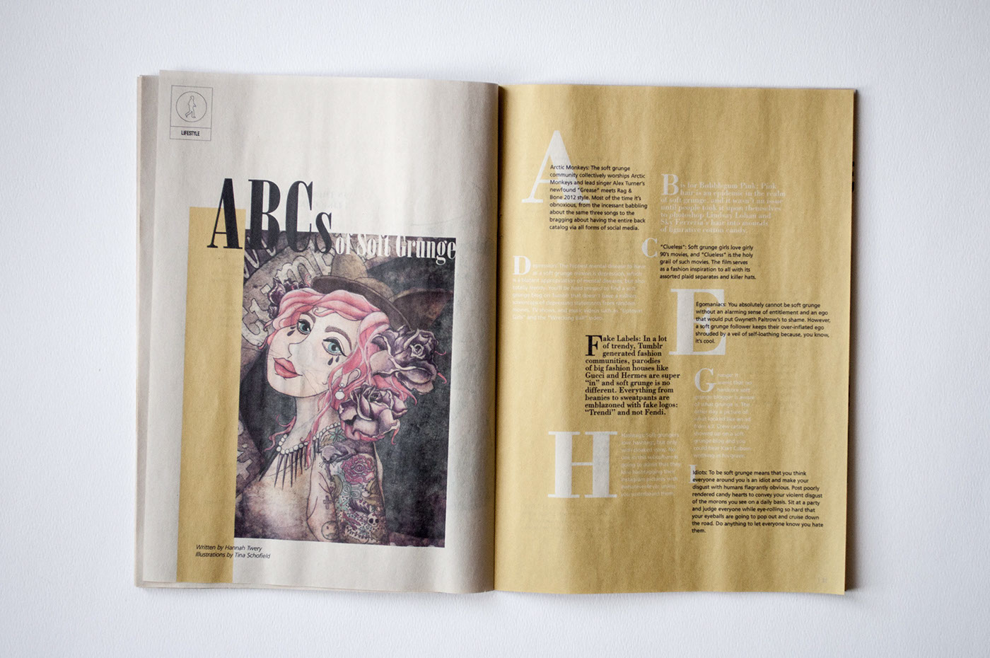 SCAN Magazine [2014] on Behance