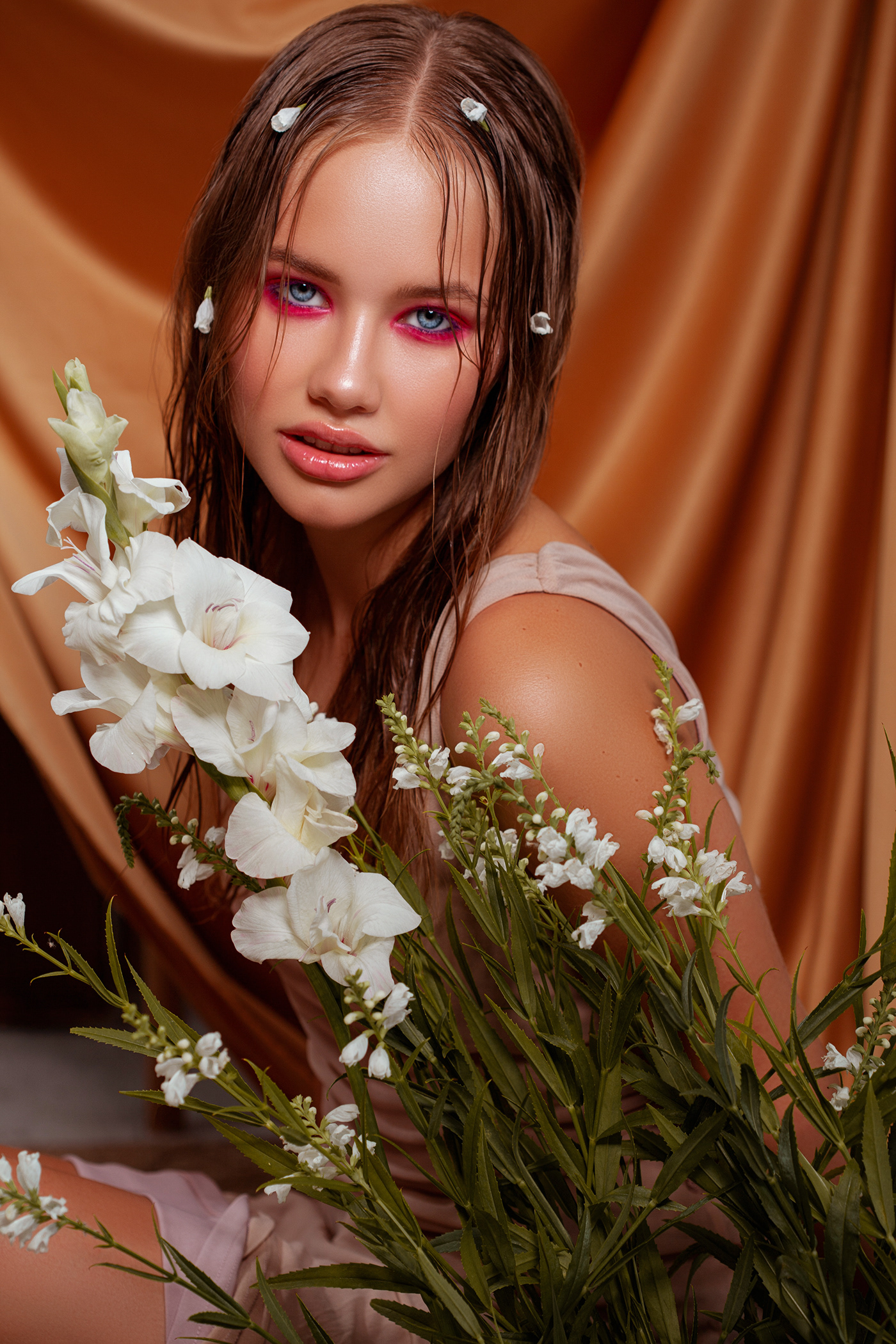 beauty BeforeAfter close up Make Up MUA photoshop retouch retoucher retouching