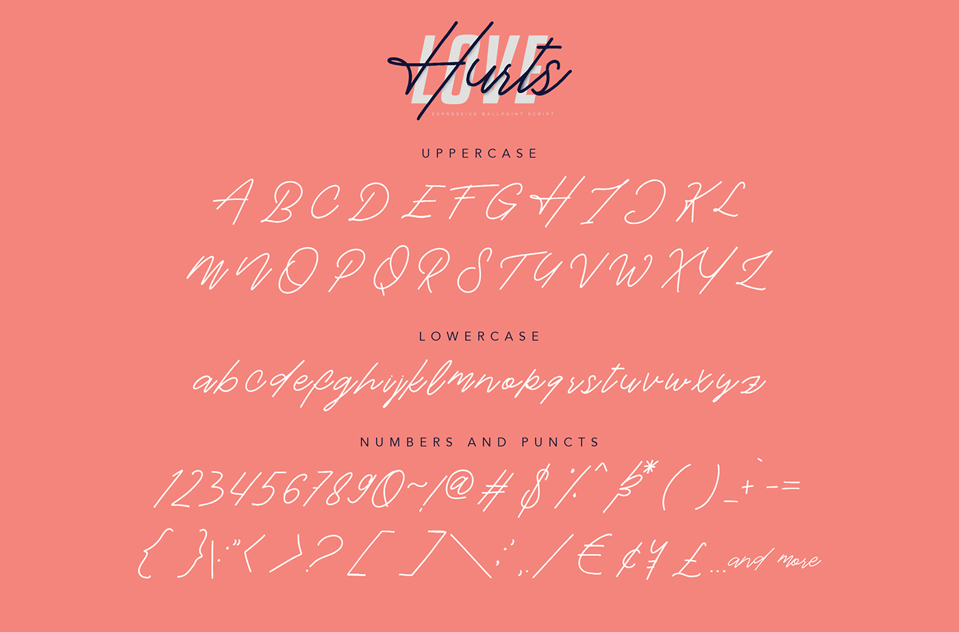A Versatile Handwriting Ballpoint Style Script Font For Your Auto Chic Branding Perfectly Fit Pretty Sweet Cute Things