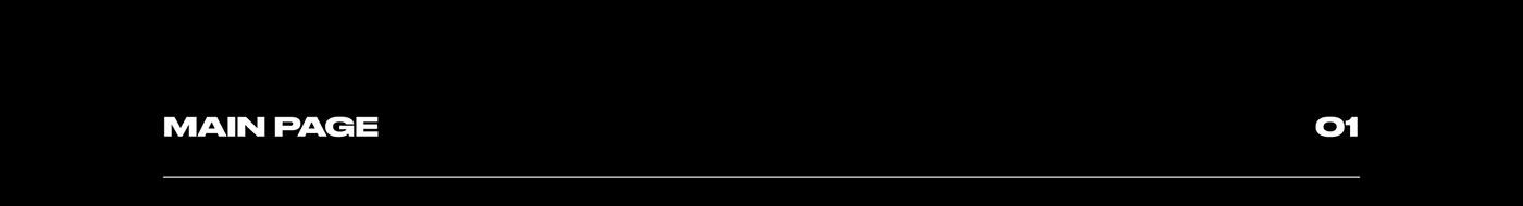 grid infographic Minimalism nasa redesign Space  typography   ux/ui Webdesign Website