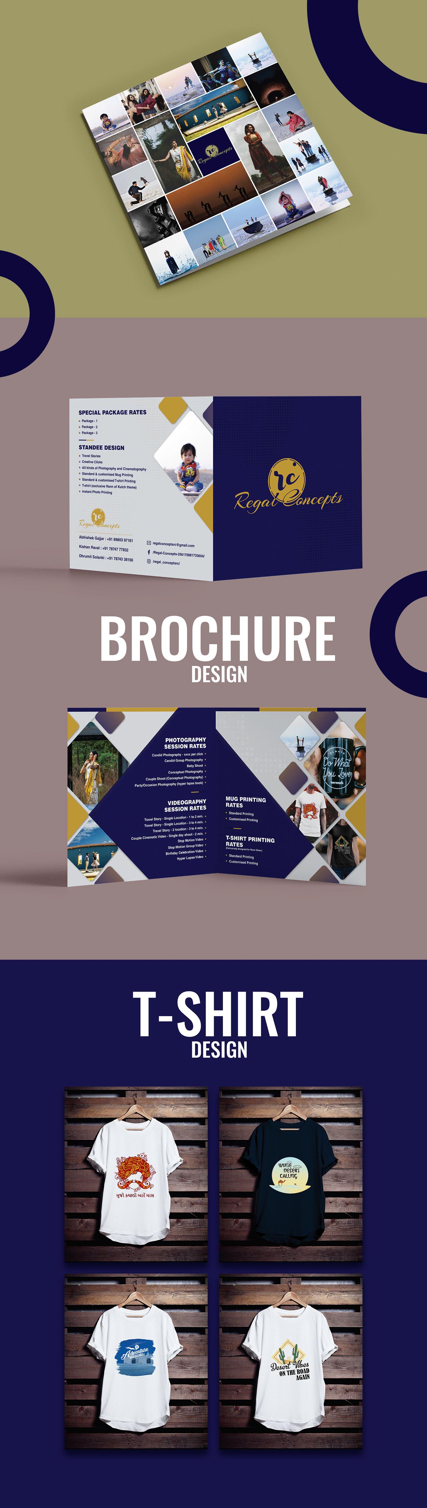 brochuredesign design graphicdesign T-Shirtdesign