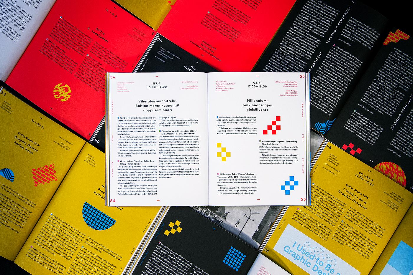 visual identitity,branding ,motion graphics ,aalto university,Web Design ,graphic design ,Catalogue,typography  ,logo,festival