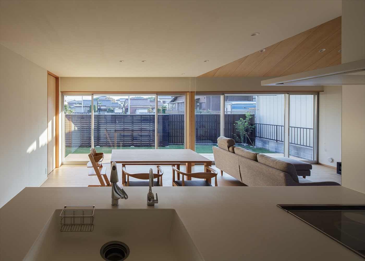 Architecture: House Yorii located in Saitama Prefecture, Japan