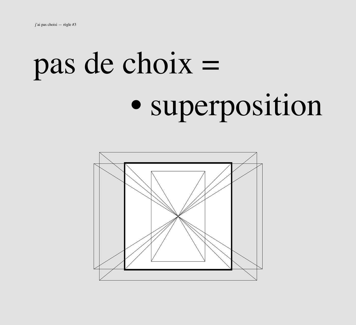 affiche Choisi Choix ep times