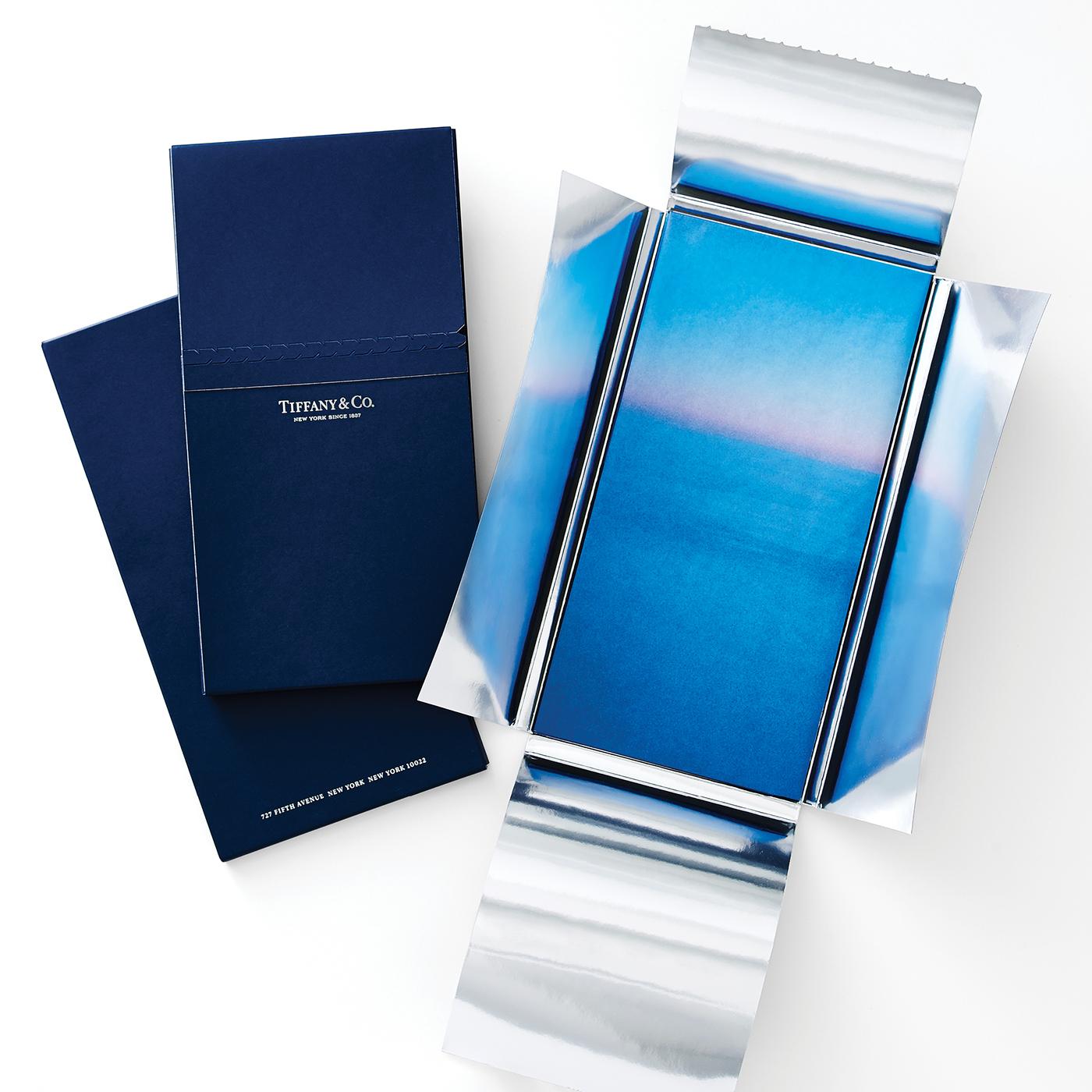 Tiffany 2015 Blue Book Party Invitation On Behance