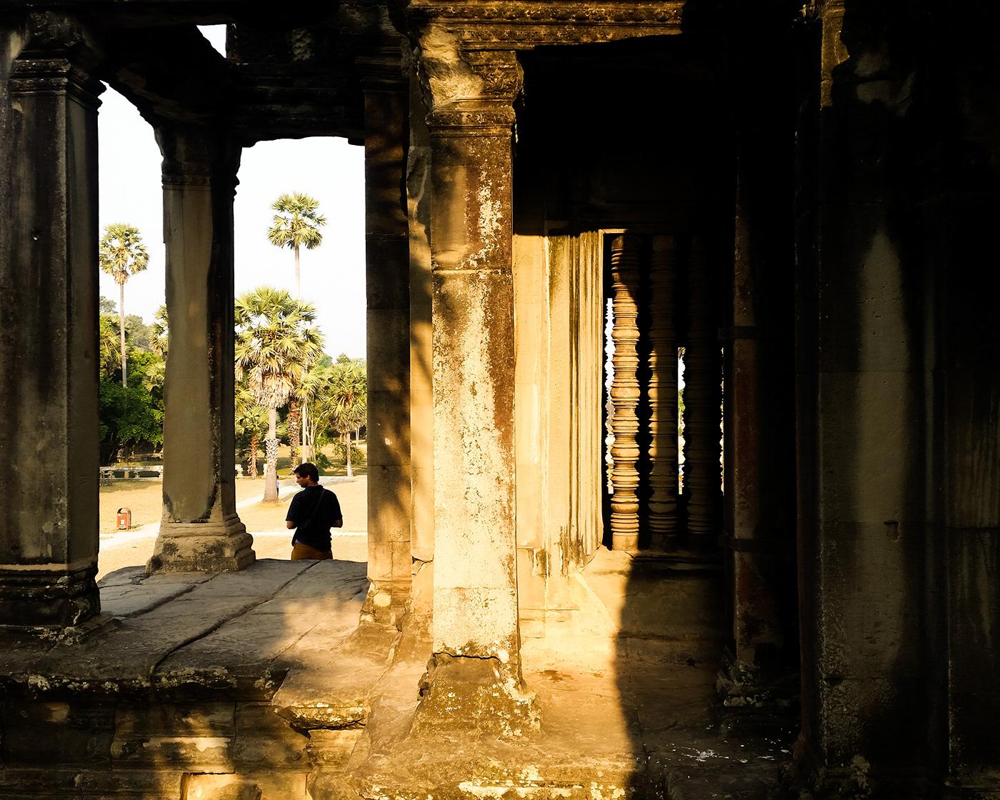 Photo of Angkor Wat by Eleah Ramos - View her portfolio at eleahramos.com