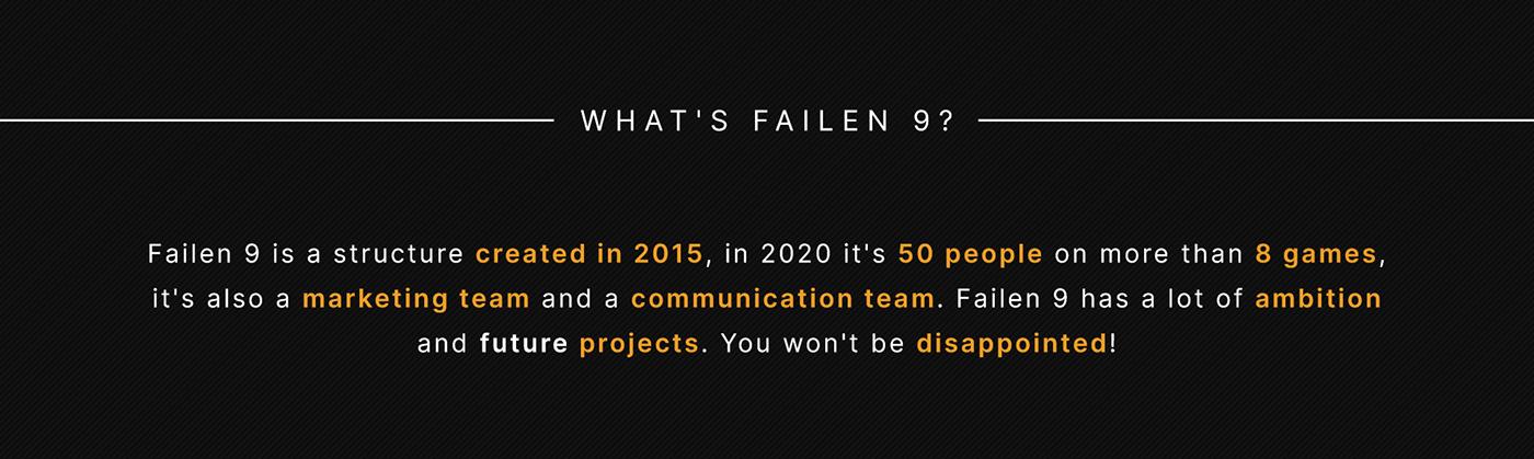 Description of Failen 9