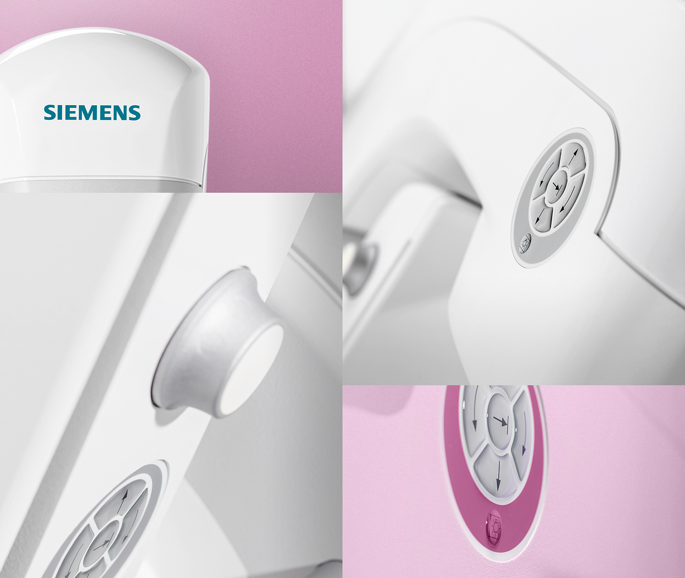 medical Women's health mammography cancer preventive care Siemens healthcare woman x-ray scanner human centered