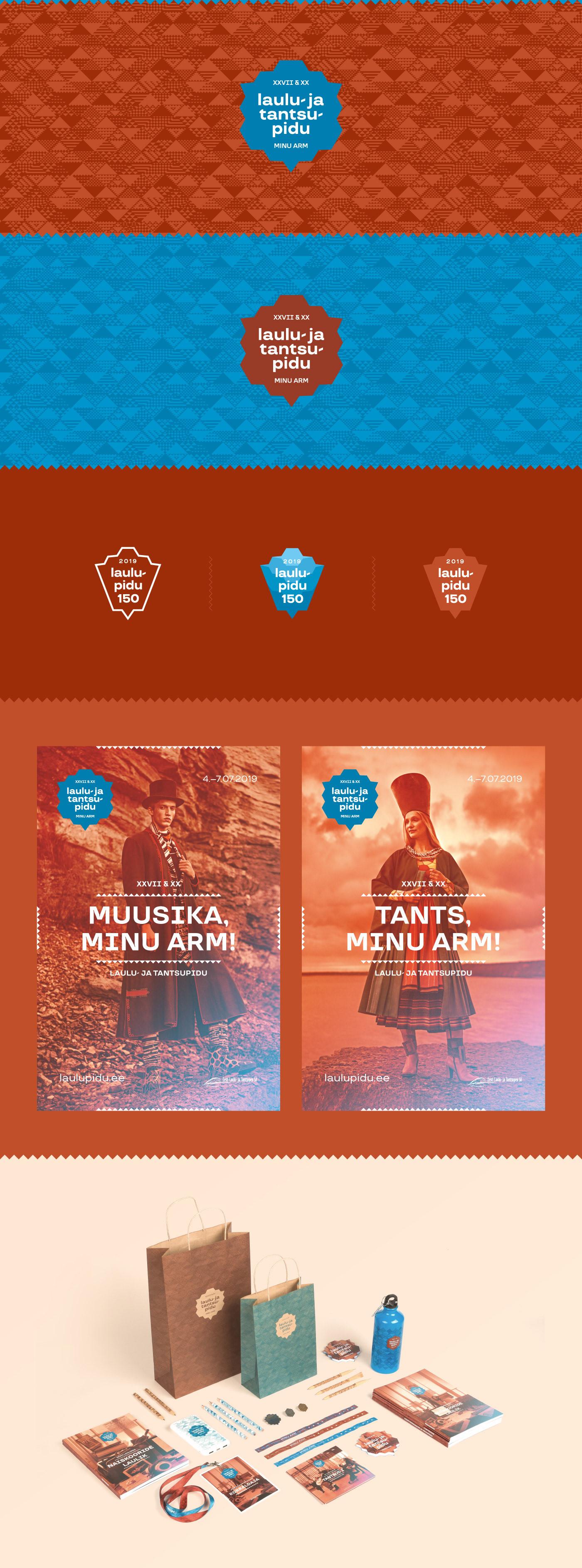 graphic design  graphic identity Estonia Photography  celebration jubilee