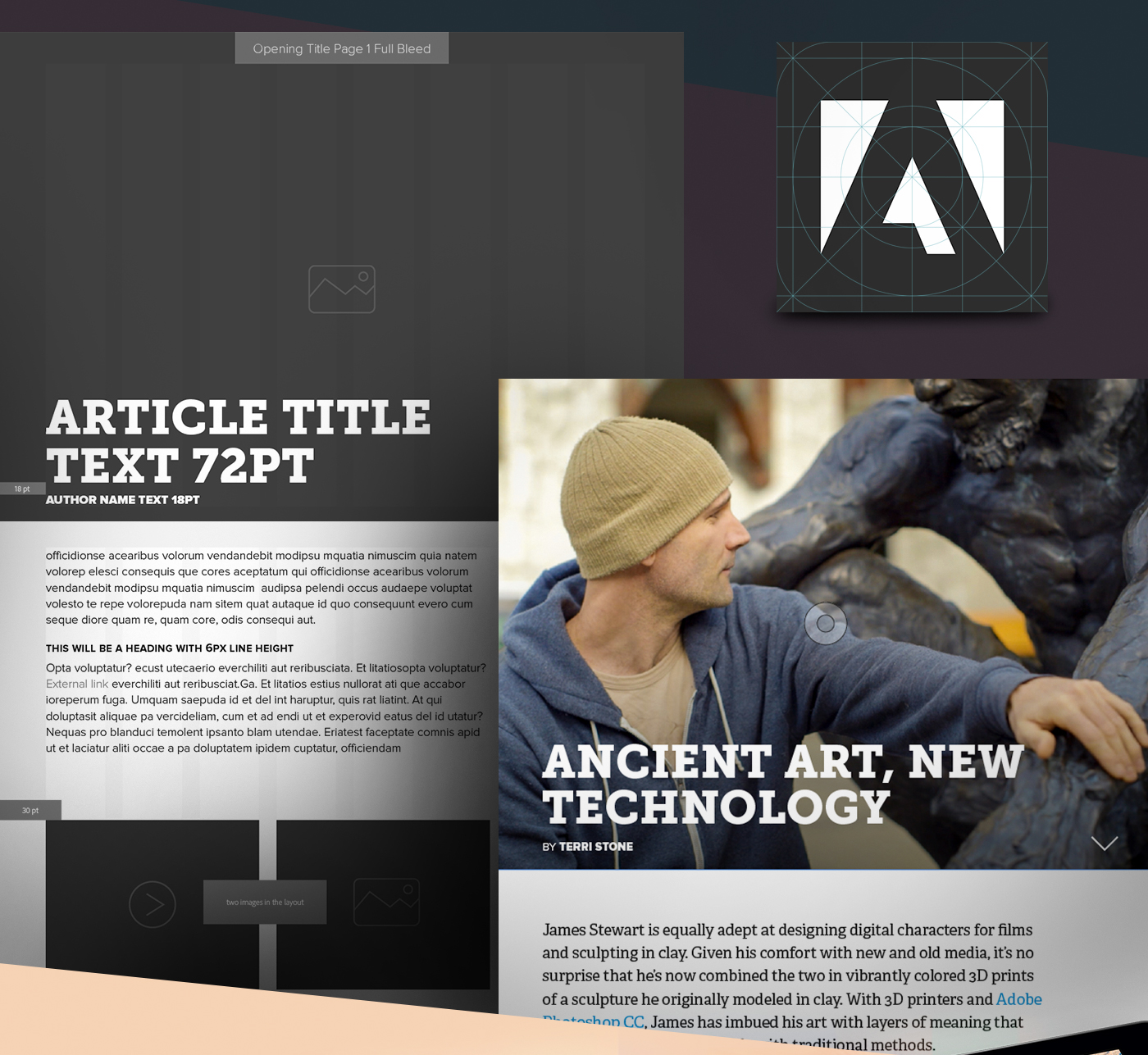 adobe inspire adobe inspire wrecking ball DPS Digital Publishing