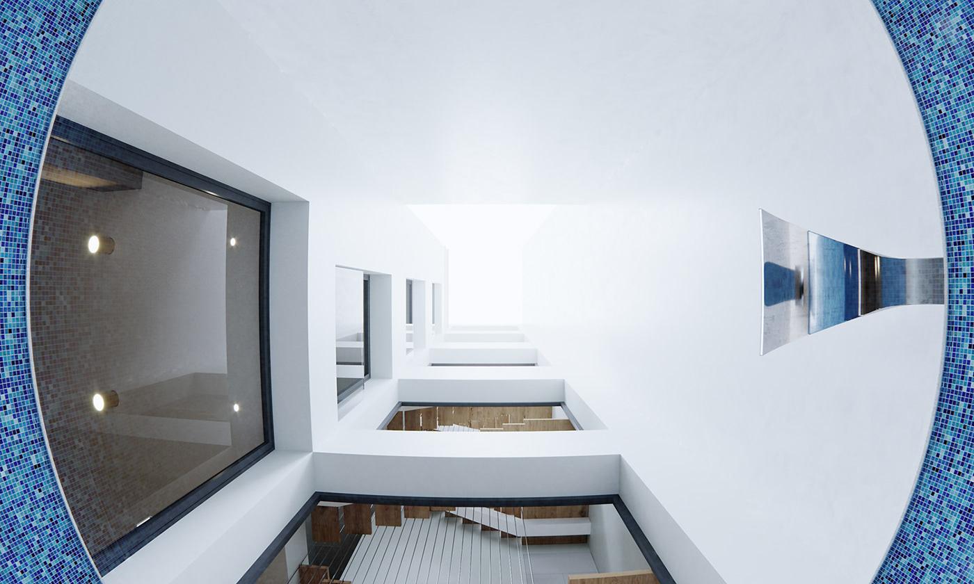 work in progress 3d render Renders architecture interiorism corona renderer