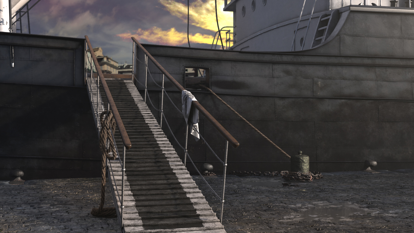 3dsmax modeling vray texturing shading lighting rendering photoshop after effects CGI