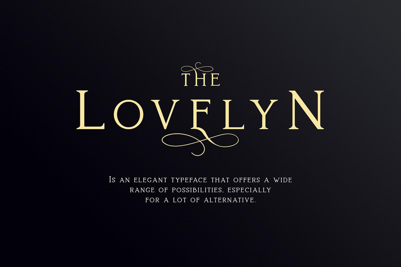 Lovelyn Font (Free Download) on Behance