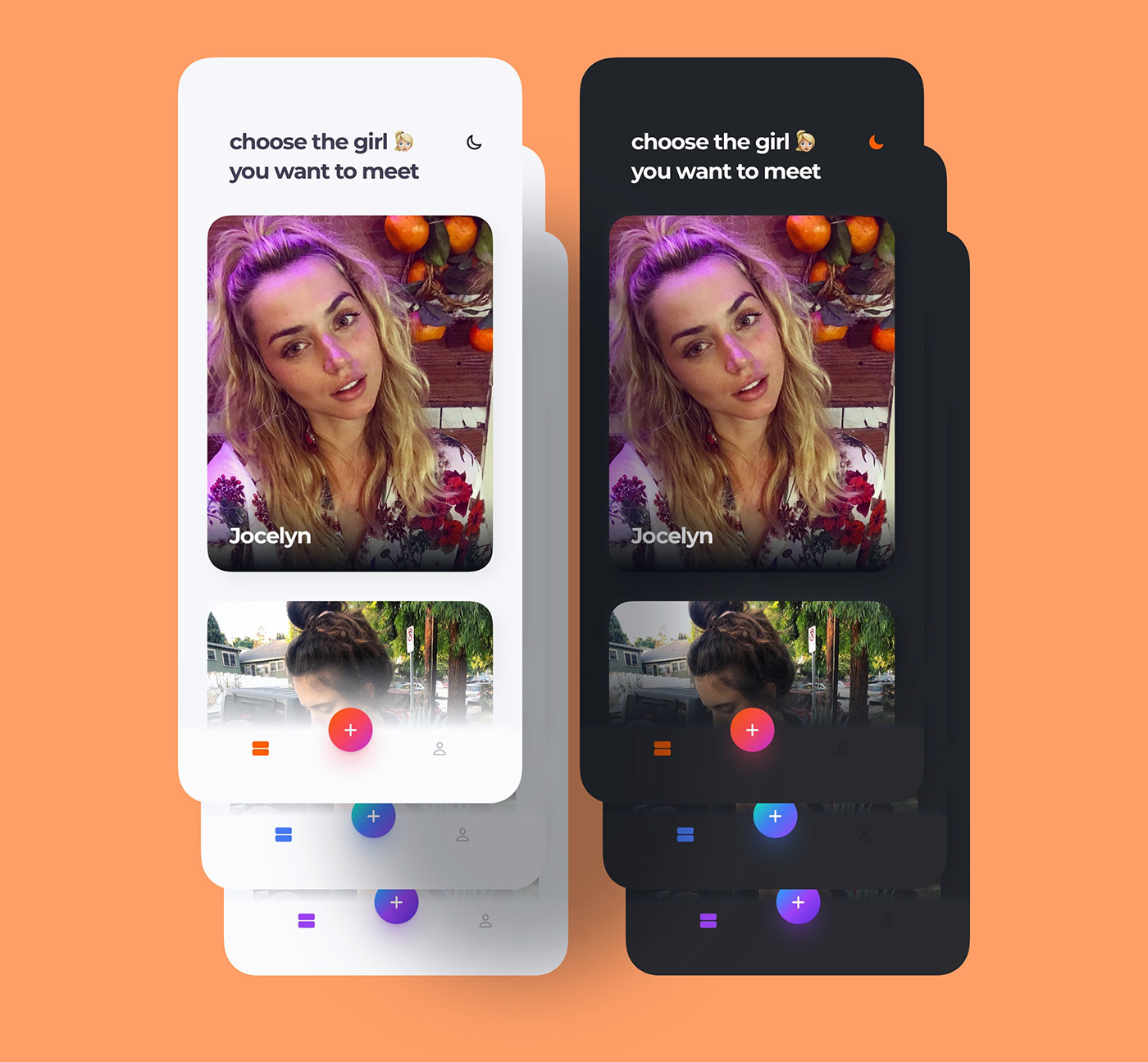 app Crypto design Dating dating app Dating App UI Mobile app neural network UI UX design
