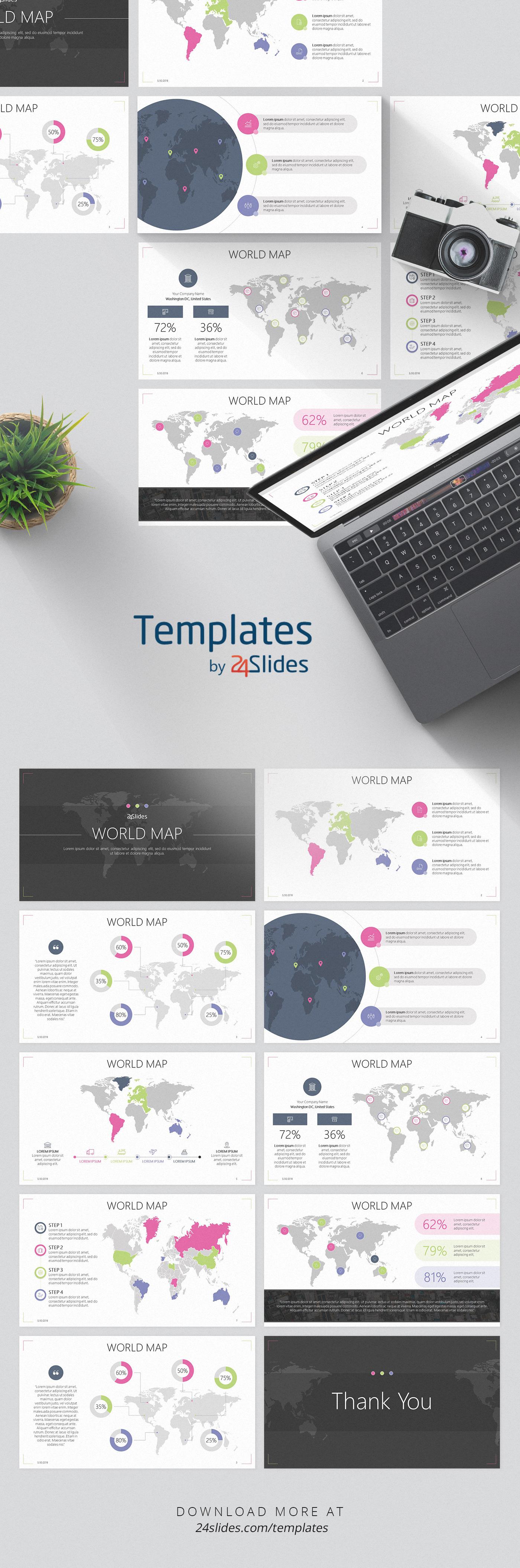 download Business presentation Presentation templates free template presentation