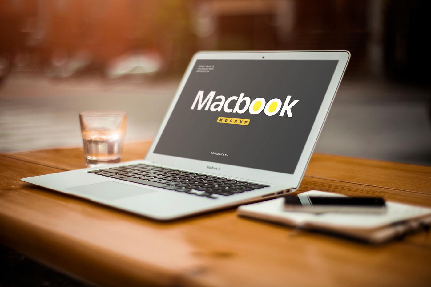 mockups mock-ups apple macbook iphone iPad Sony xperia xperia z2