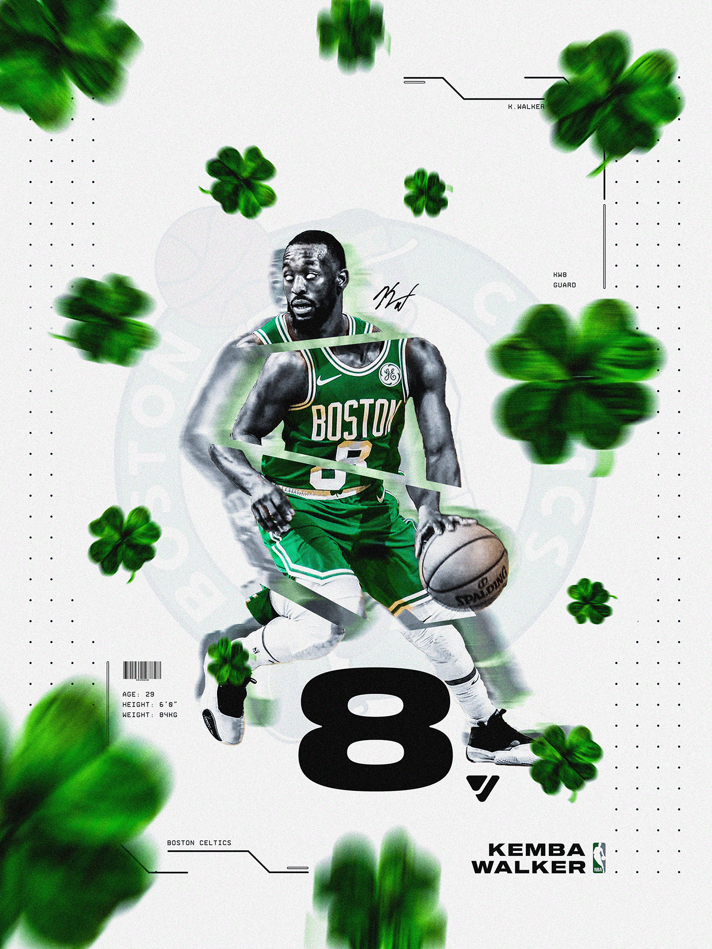photoshop sports NBA basketball poster design graphics graphic design