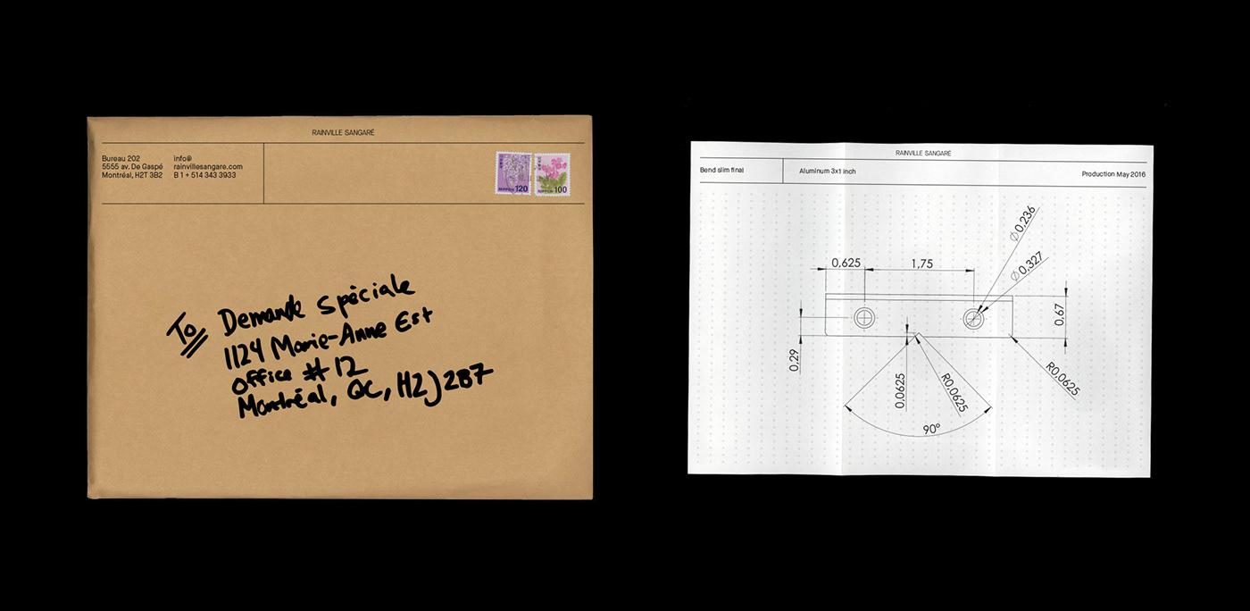 architecture Interior object branding  normcore