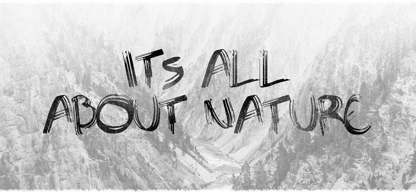 Sawage free font