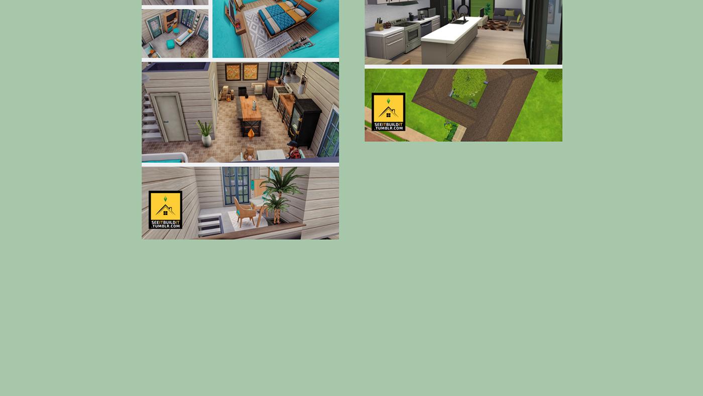 construction sims 4 tumblr video