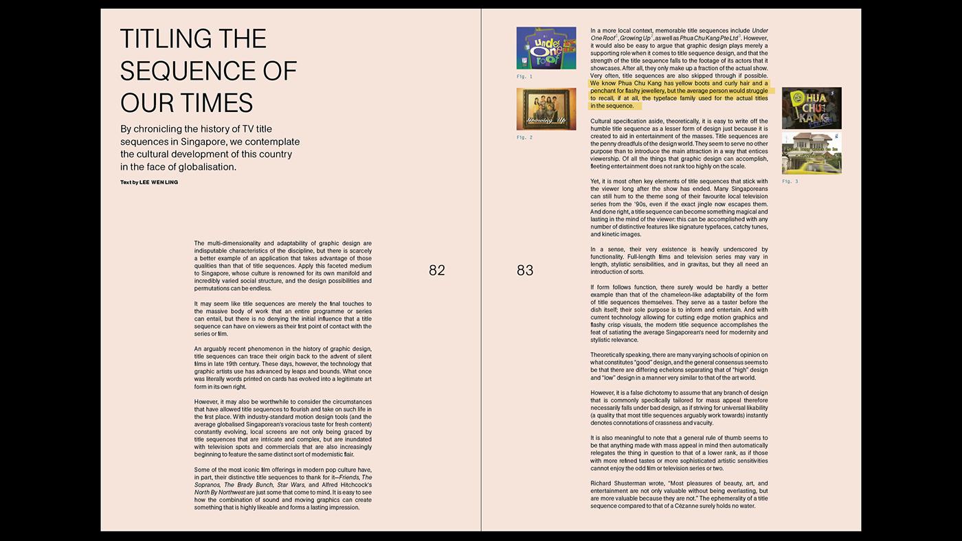 The Design Society Journal : ORDER on Behance