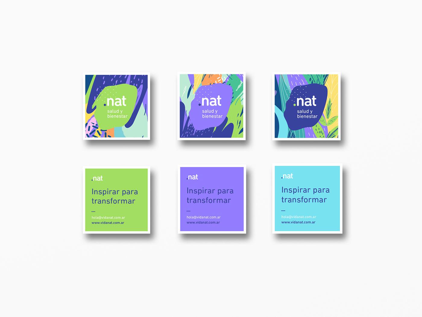 identity branding  mindfulness Health Life Style