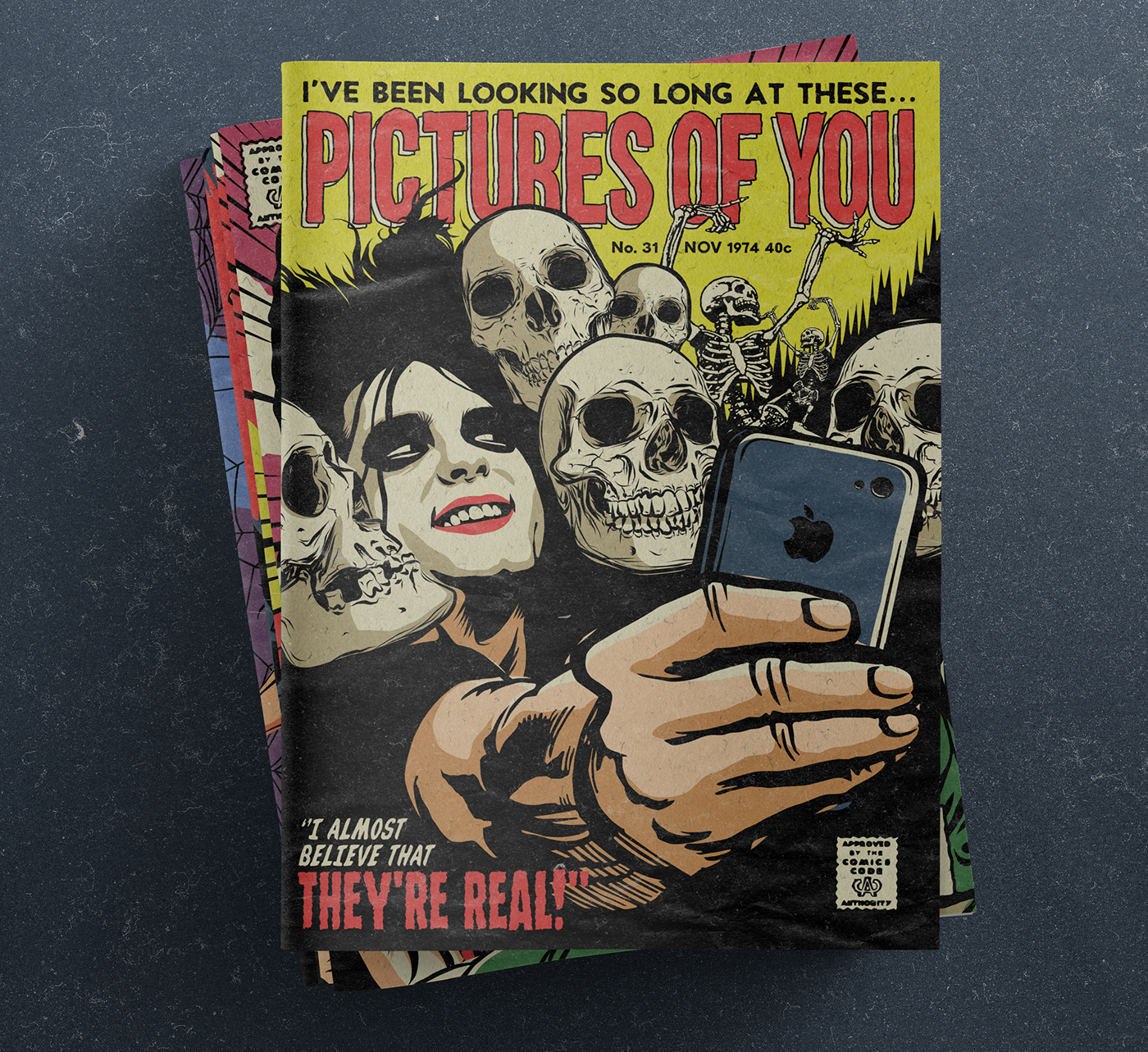 by Butcher Billy via behance.net