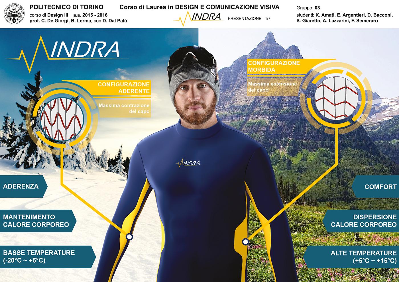 Indra smart materials extreme adventures 2016 on behance for Semeraro arredamenti torino