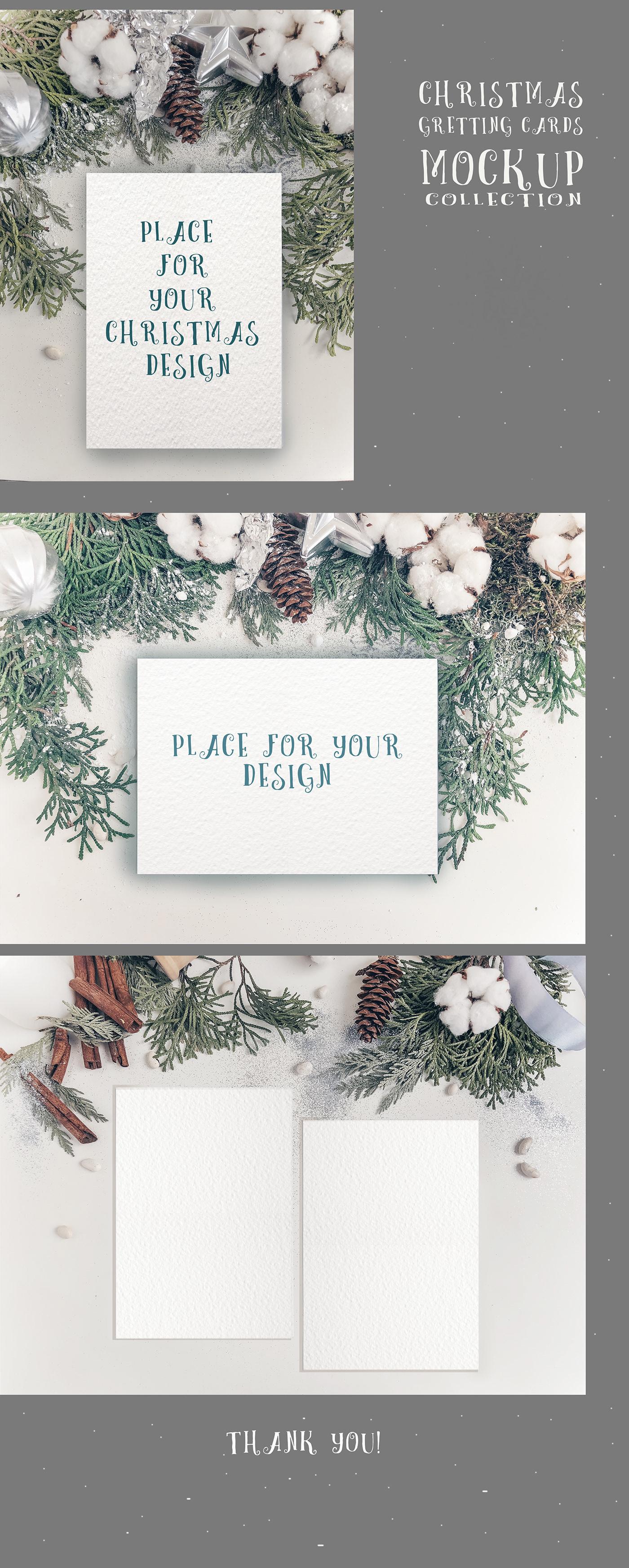 精細的27套聖誕卡片欣賞