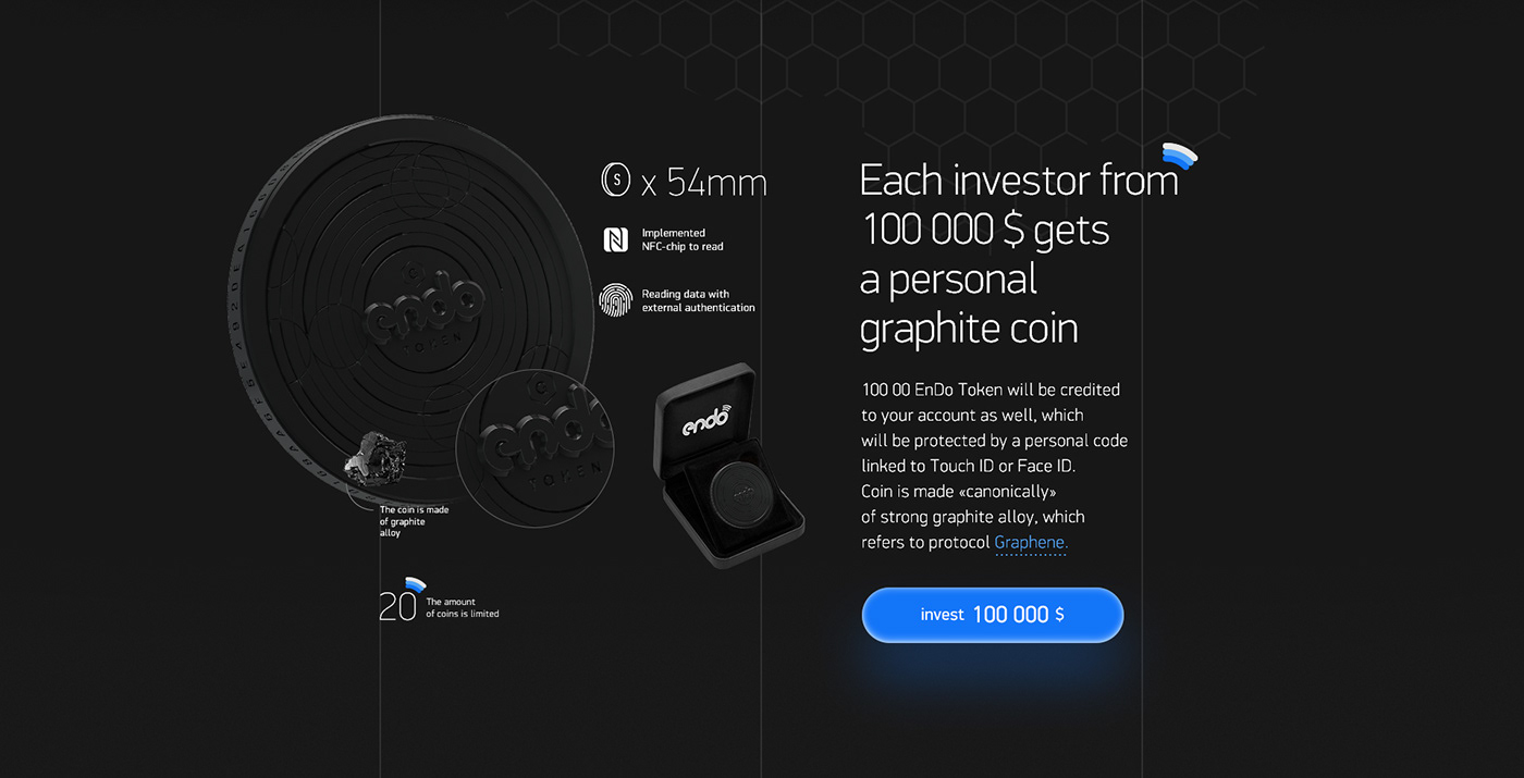 blockchain UI ux crypto-currency protocol free template bitcoin Platform business