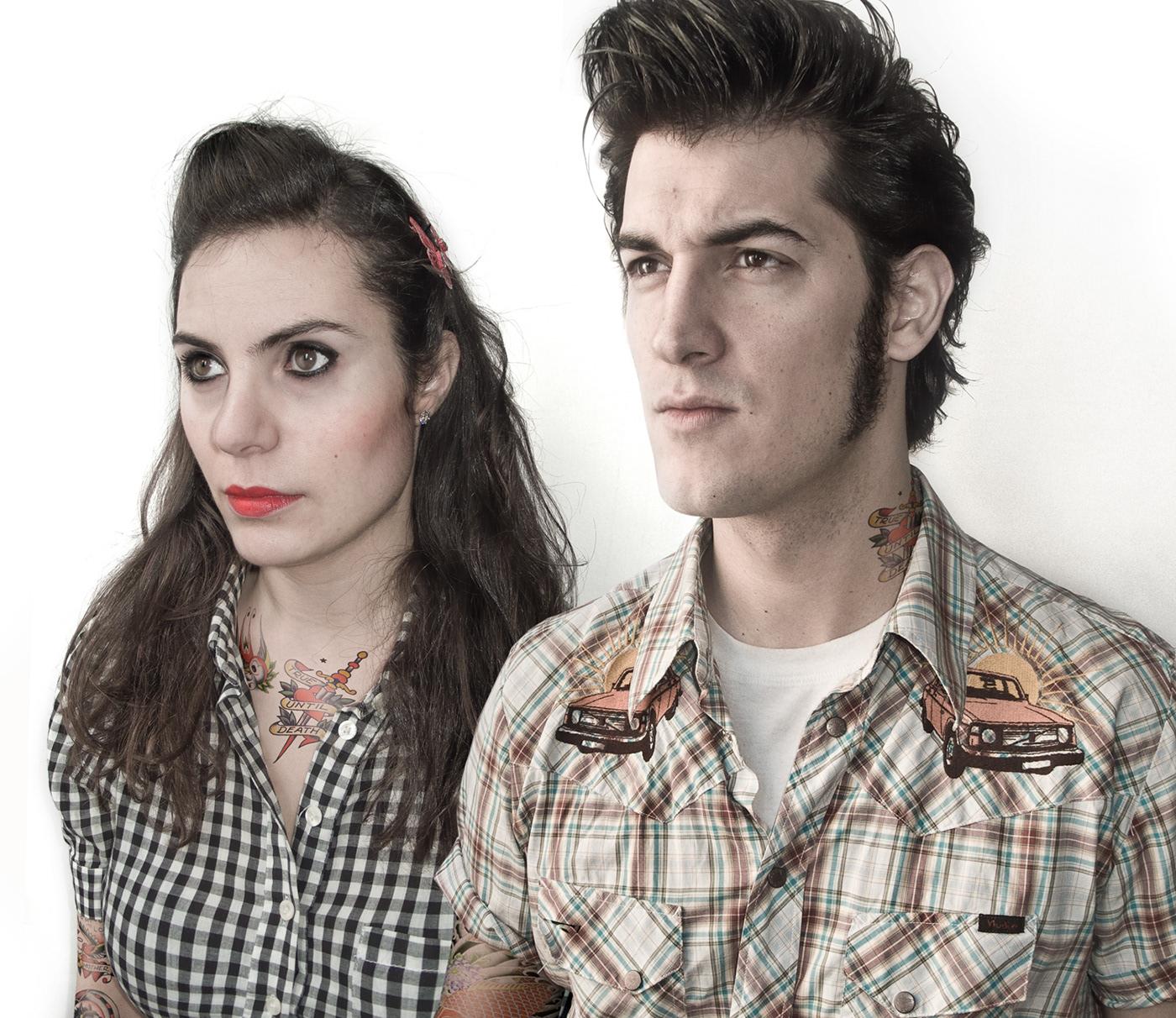 couples portrait retrato parejas reclarkgable nacho rojo Chico chica moda