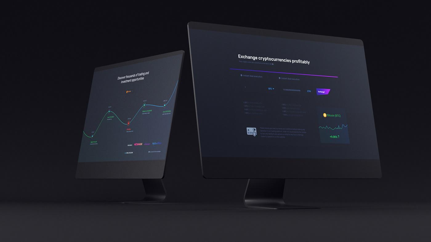 Desktop Website Presentation - 2